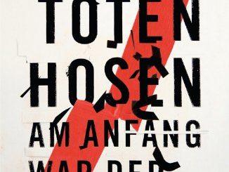 Philipp Oehmke Toten Hosen Am Anfang war der Lärm Buch Cover