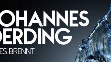"""Johannes Oerding veröffentlicht neues Album """"Alles Brennt"""" am 30.01.2015"""