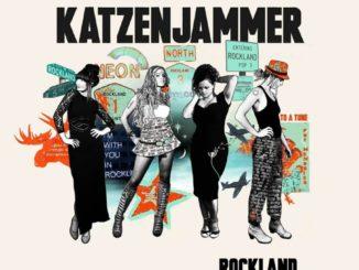 Katzenjammer Rockland Albumcover