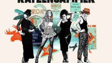 """Die vier Ladys von Katzenjammer nehmen uns mit in ihr ganz persönliches """"Rockland"""""""