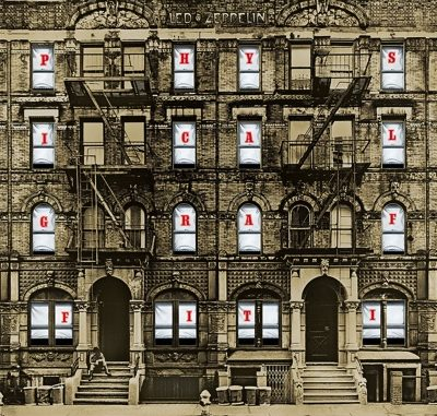 Led Zeppelin_Physical neues Album 2015