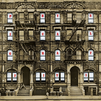 "Led Zeppelin ""Physical Graffiti"" Re-Issue 2015"