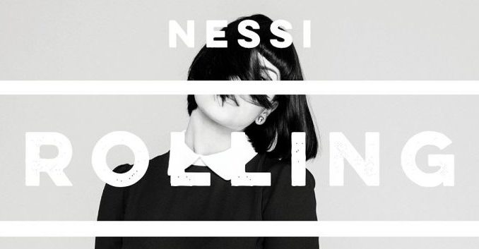Nessi Rolling With The Punches Album Cover