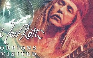 Uli Jon Roth Scorpions Revisited CD Cover