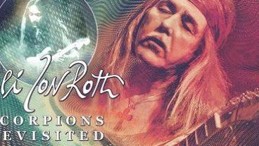 "Uli Jon Roth mit neuem Album ""Scorpions Revisited"" am 06. Februar 2015!"