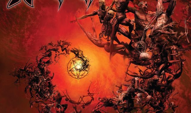 Venom From The Very Dephts Album Cover