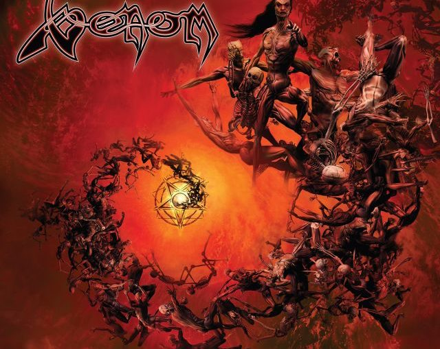 Venom From The Very Dephts Album Cover