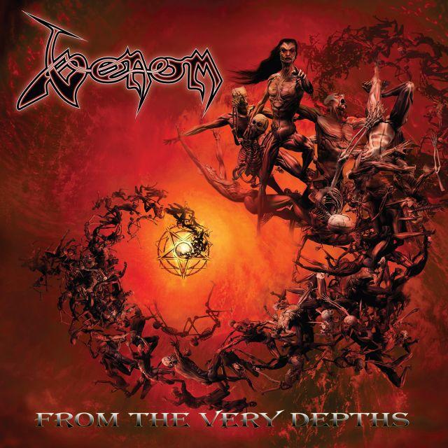 """Songs die aus der Tiefe kommen – Venom: """"From The Very Dephts"""""""