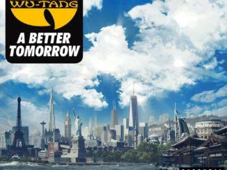 Wu-Tang Clan A Better Tomorrow CD Cover