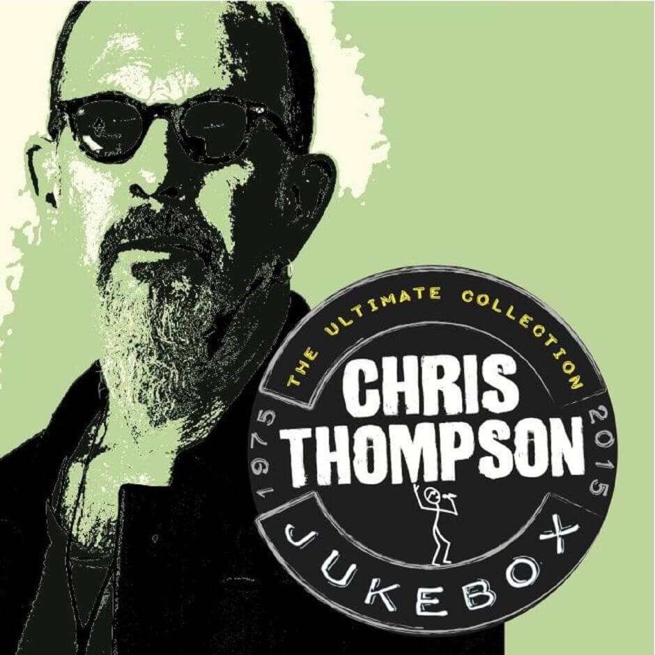 "Chris Thompson: ""Jukebox"" – die Quintessenz einer bemerkenswerten Karriere"