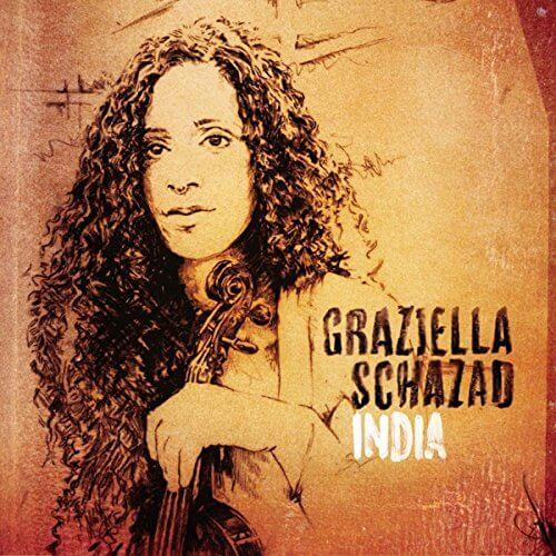 "Graziella Schazad: ""India"""