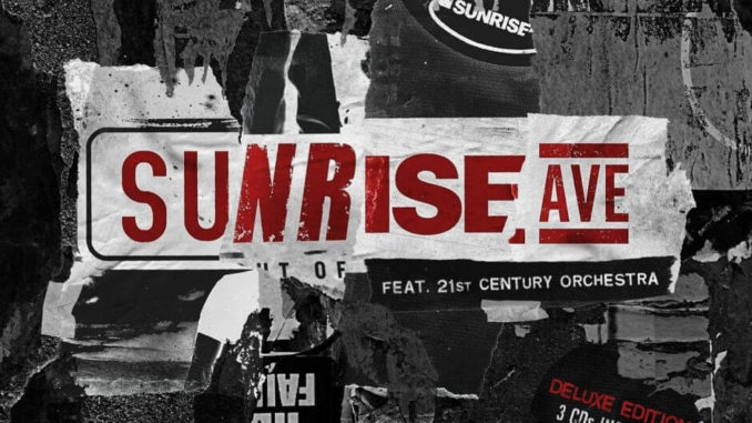 Sunrise Avenue Orchester Album Cover