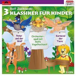 Rolf Zuckowski 3 Klassiker für Kinder bei Amazon bestellen