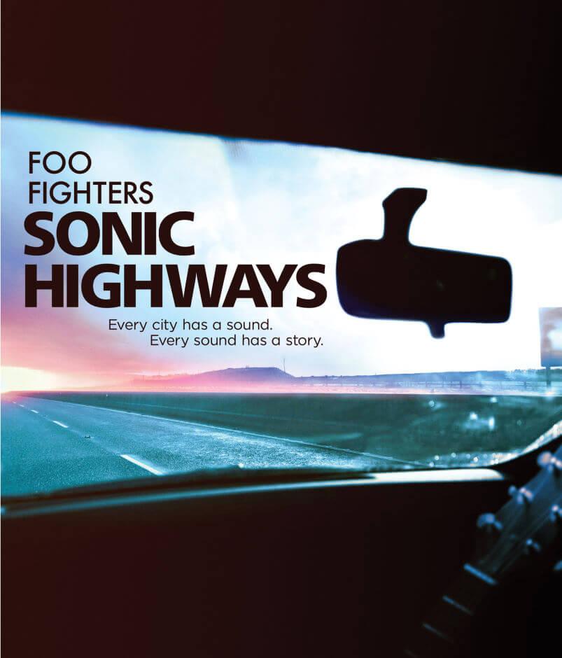 Foo Fighters Sonic Highways bei Amazon bestellen