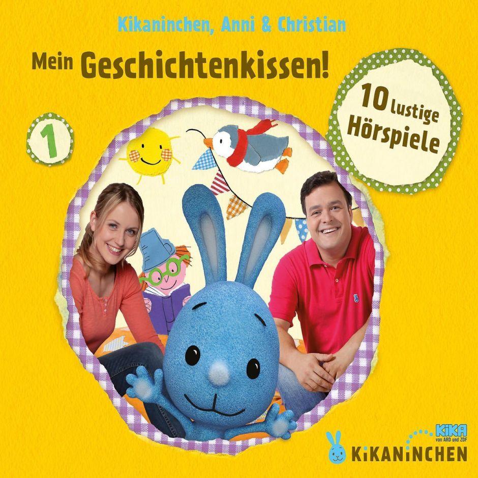 Kikaninchen Geschichtenkissen Album Cover