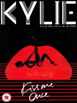 Kylie Minogue Kiss Me Once - Live at the SSE Hydro, Glasgow bei Amazon bestellen