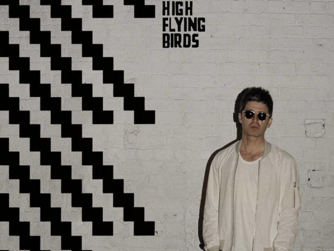 Noel Gallagher Chasing Yesterday Albumcover