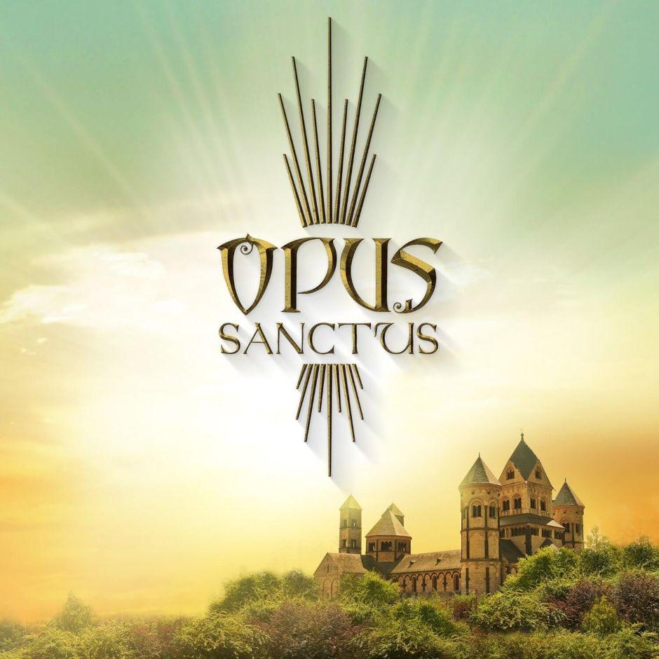 Opus Sanctus Albumcover