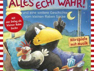 Rabe_Socke_Hoerspiel_Cover