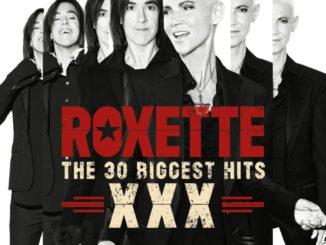Roxette XXX Albumcover