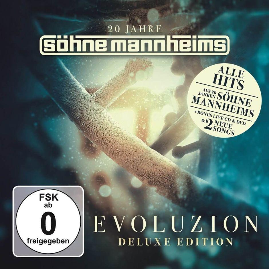 """Söhne Mannheims: """"Evoluzion"""" – die Historie mit viel Livematerial"""