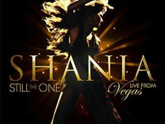 Shania_LiveFromVegas_Albumcover