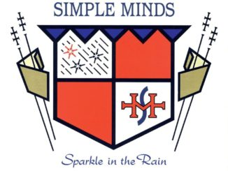 Simple Minds Sparkle In The Rain Albumcover