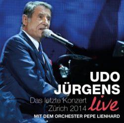 Udo Jürgens Das letzte Konzert - Zürich 2014 bei Amazon bestellen