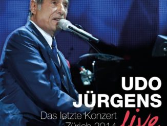 Udo Jürgens_Das letzte Konzert_Albumcover