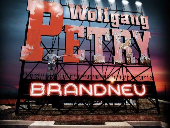 Wolfgang Petry Brandneu Albumcover