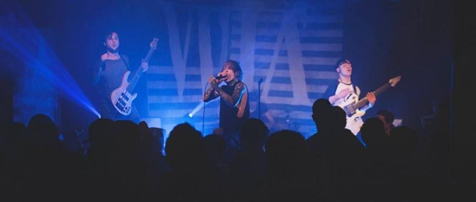 """Vitja """"Your Kingdom"""" CD-Release Party 2015 – Sputnikcafe in Münster"""