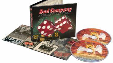 Bad Company haben in den Archiven gestöbert: Debütalbum und