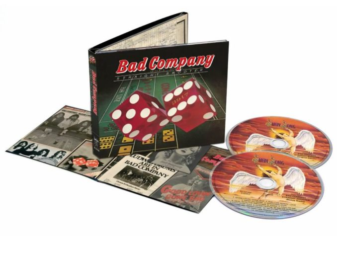 Bad Company Straight Shooter Deluxe Edition