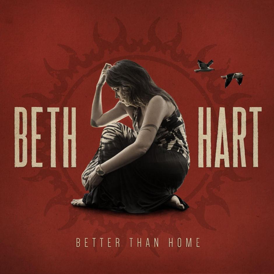 """Beth Hart mal wieder ohne Gitarrengott unterwegs: """"Better Than Home"""""""