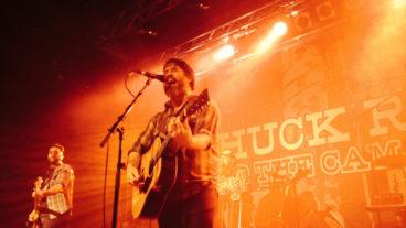 Die Glut brennt immer noch! Chuck Ragan Tour 2015 in Münster