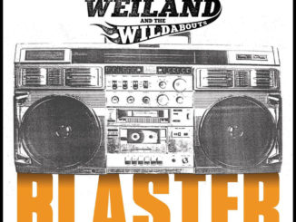 Scott Weiland - CD Cover - Blaster
