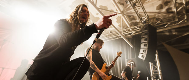 While She Sleeps – Tour 2015 – Essigfabrik Köln – Fotos