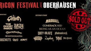 Die volle Breitseite – Das Impericon Festival in Oberhausen
