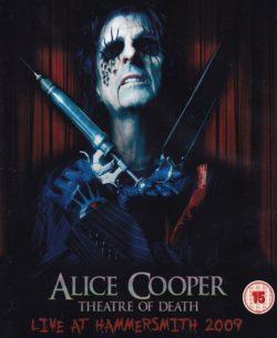 Alice Cooper Theatre Of Death bei Amazon bestellen