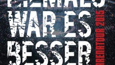 """Peter Maffay: """"Niemals war es besser"""" – die DVD zur Arenatour"""