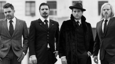 Zwischen Blues und Retro-Rock: Rival Sons am 25.06.2015 im Kölner Luxor