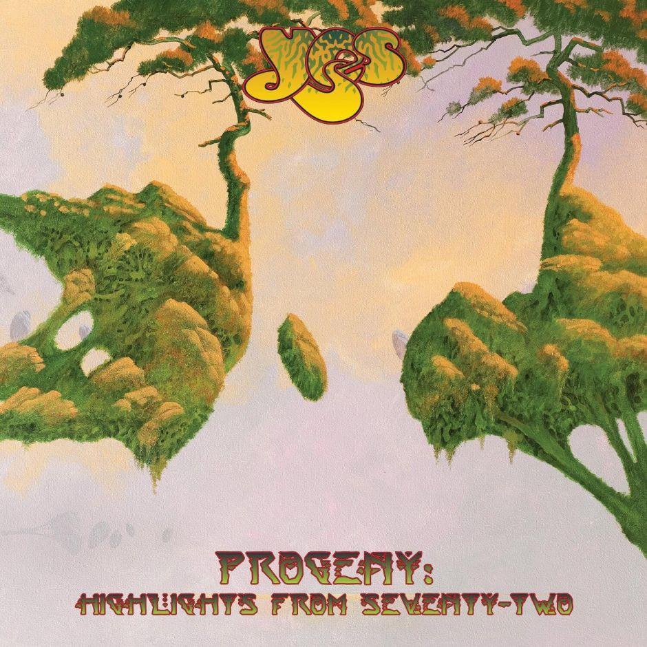 """Yes veröffentlichen ein neues Livealbum aus den beginnenden 70ern: """"Progeny"""""""