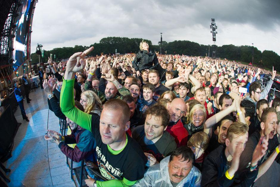 Acdc Fotos Am 19 Juni 2015 Auf Den Jahnwiesen In Köln
