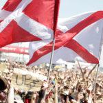 Festival - Besucher bei Rock am Ring 2015