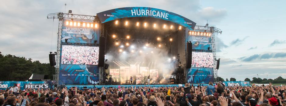 Das Hurricane Festival 2015 trotzt Startproblemen und kühlem Wetter