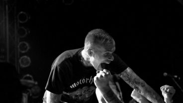 Converge, Trap Them, Harms Way und Young And In The Way in der Essigfabrik Köln am 05.06.2015