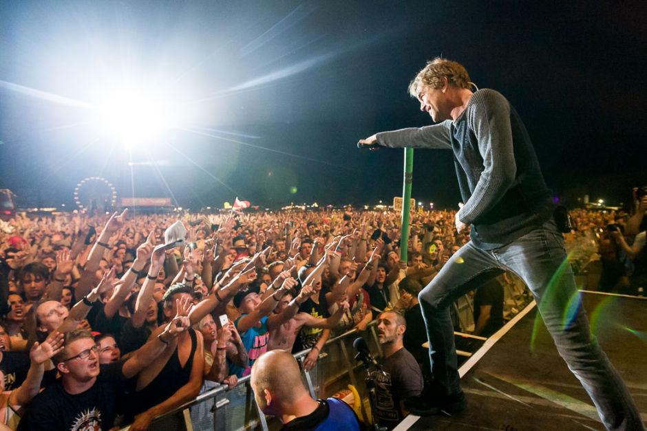 Die Toten Hosen Fotos – Rock am Ring 2015