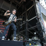 Festival - Donots bei Rock am Ring 2015