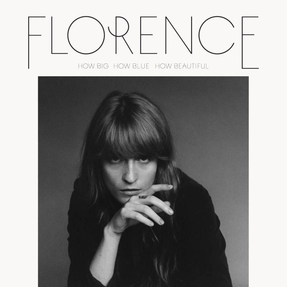 Groß, blau und wunderschön: Das dritte Album von Florence + the Machine