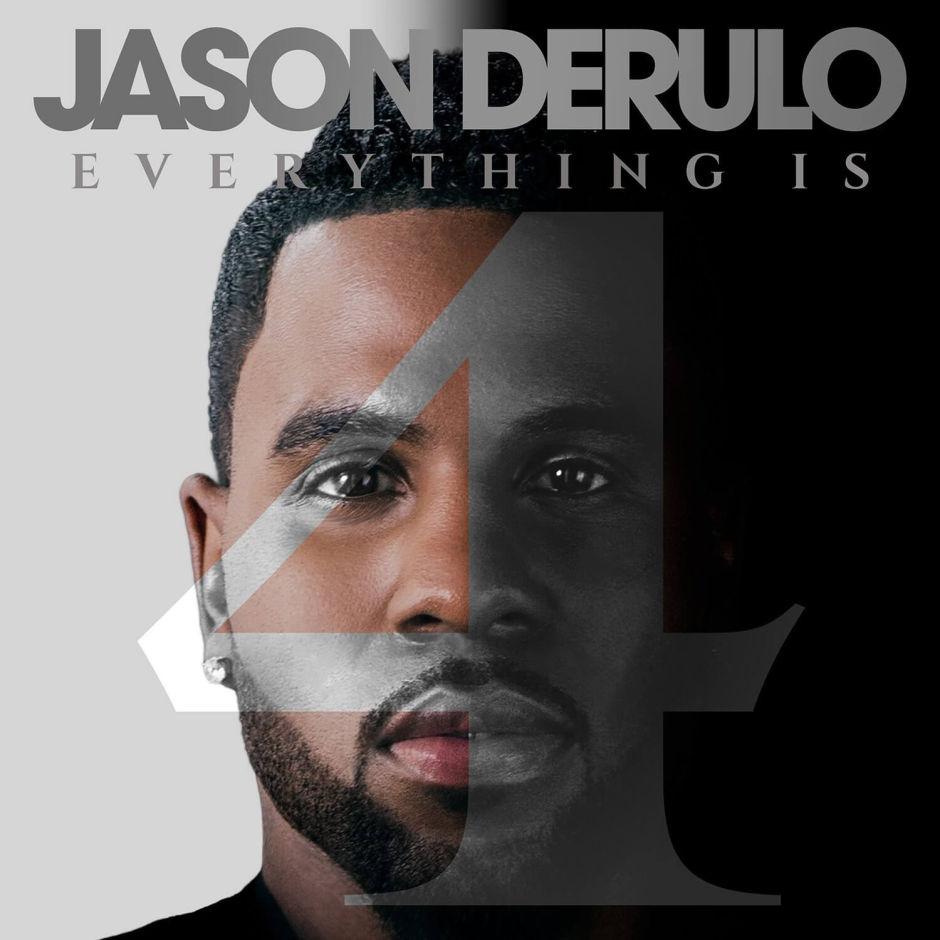 """Jason Derulo und die Macht der 4: """"Everything Is 4"""""""